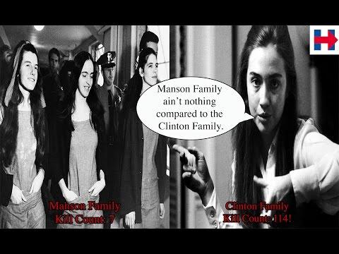 Hillary Clinton Body Count Documentary - Serial Killer for President!