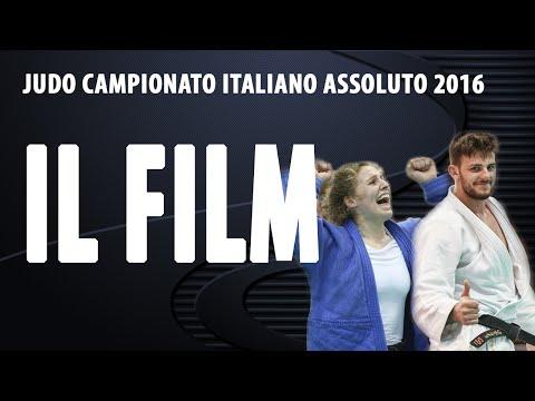JUDO Italian Championship 2016 - THE MOVIE