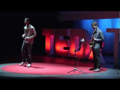 TEDxToronto 2012 Performance -- Mustafa Ahmed & Matt Lagan