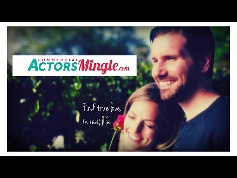 Commercial Actors Mingle (Jon Lajoie)