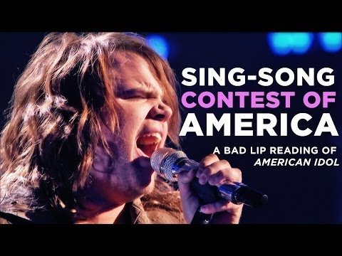 """""""SING-SONG CONTEST OF AMERICA"""""""
