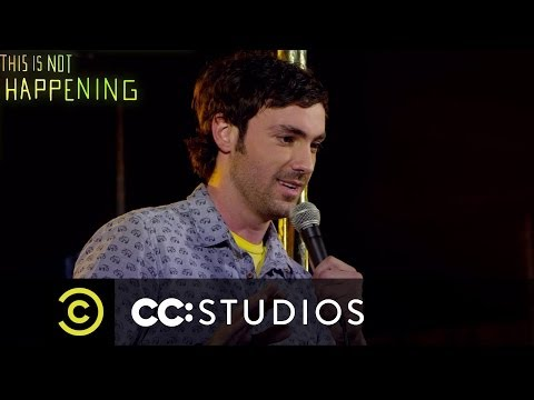 Jeff Dye might still go to jail for this NFL heist: This Is Not Happening (Comedy Central)