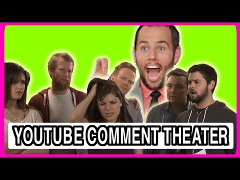 Shaycarl - Fat Kid Dies Skateboarding - YouTube Comment Theater