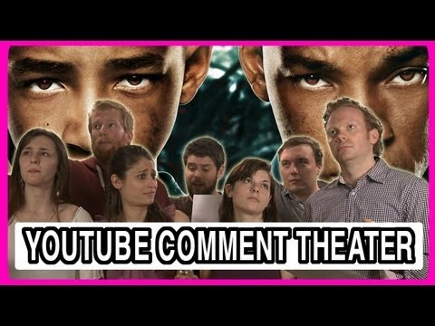 After Earth - YouTube Comment Theater