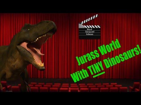 Bad Sequel Ideas: Jurassic World 2