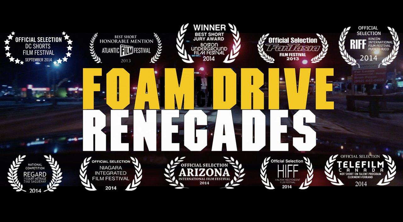 Foam Drive Renegades