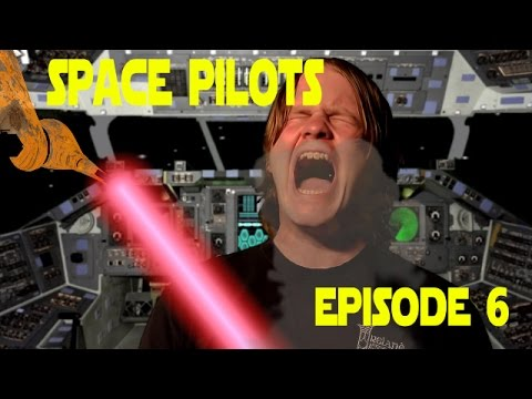 """Space Pilots - """"Extraterrestrial STDs"""" (Sci-Fi Comedy)"""