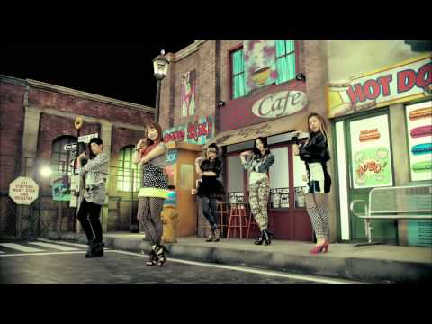 f(x)(에프엑스)_NU ABO_뮤직비디오(MusicVideo)