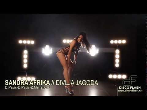 Sandra Afrika 2012 - Divlja jagoda