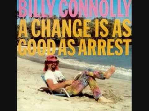 Billy Connolly - You Take My Photograph I Break Your Face