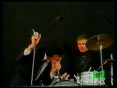 Nick Cave & The Bad Seeds - 01 - Black Betty (Pinkpop 1990, Pro-Shot)