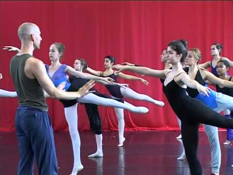 SIBA BALLET WORKSHOP MASTER CLASS