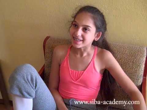 2012 SIBA Ballet student TAL