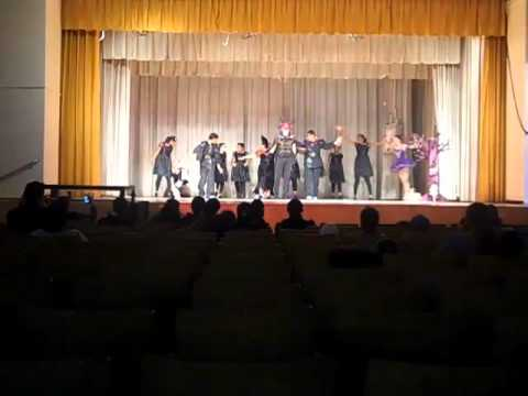 "Ballet Ambassadors ""Firebird"" with New Day 7th Grade, The Bronx"