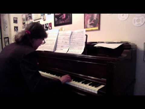 Chopin Nocturne in E Minor, Op. 72, revised