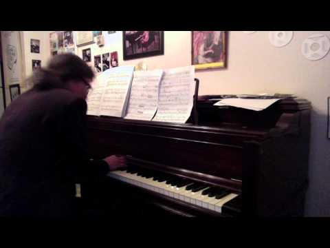 revised, MAKEOVER Chopin Nocturne in e minor, Op. 72, Shirley Kirsten, piano