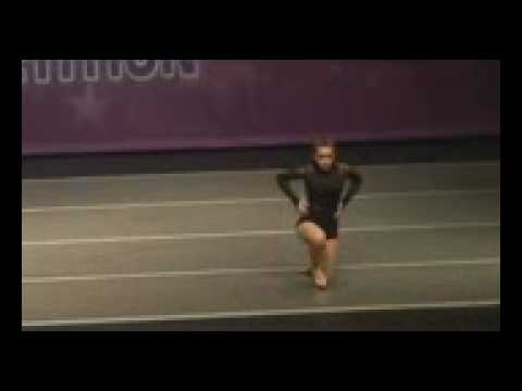 """Moments"" Teen Acro Dance Solo"