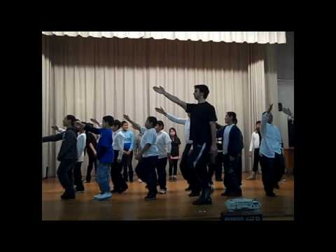 Teaching the Nutcracker 2009 -- in one school day!