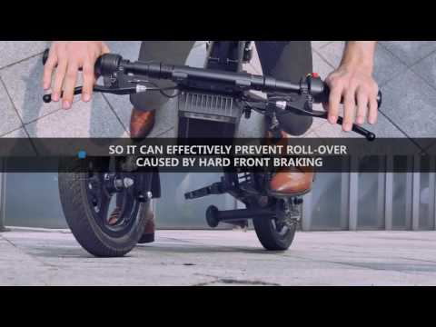 ONEBOT ebike ad video