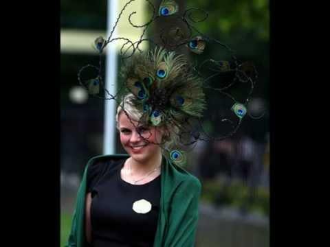 Ladies' Day at Royal Ascot Hats 2012