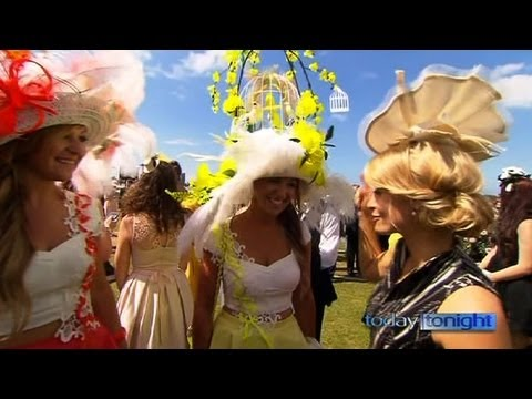 Fifty fashionable years at Flemington
