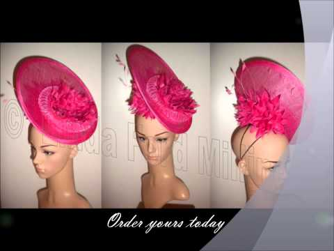 LINDA FORD MILLINERY 2012
