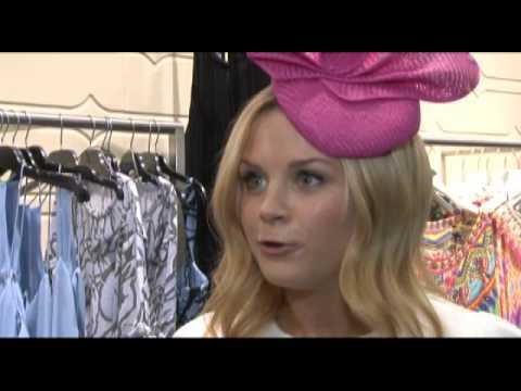 Racing Fashion Tips with Emma Freedman