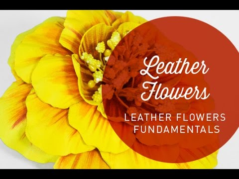 Hat Classes - Leather Flowers Fundamentals