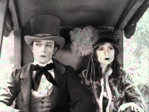 Buster Keaton - The top hat