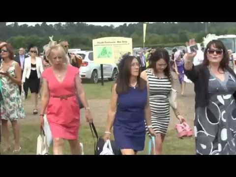 Royal Ascot 2014 - Hats Heels and Horses