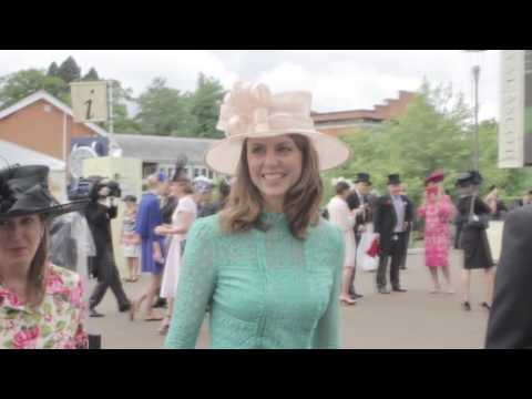 ROYAL ASCOT 2016 - Day one fashion