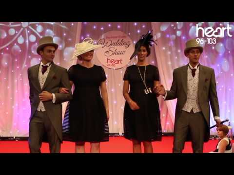 Heart Essex Wedding Show ft Georgina Blyth Millinery