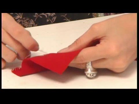 How to Sew a Back Stitch