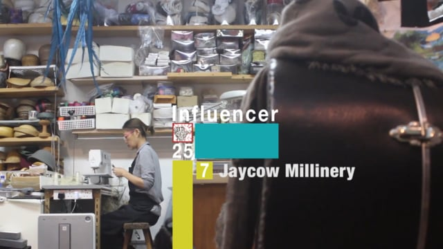 Influencer Part 2: Jaycow Millinery