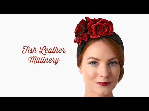 Fish Millinery Course Preview