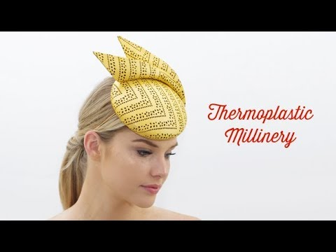 Thermoplastic Millinery Deluxe Course