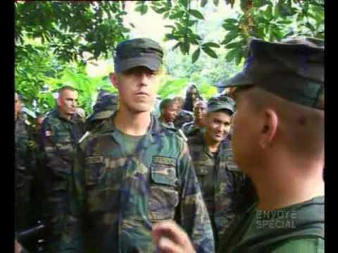 Lancero Commando Training