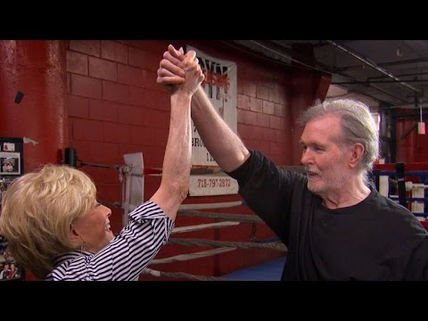 Boxing program trains patients to beat Parkinson's