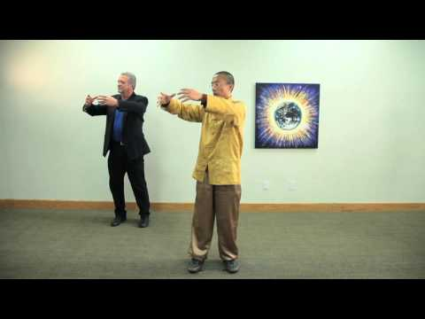 Flow of Wisdom: Demonstration of Qigong