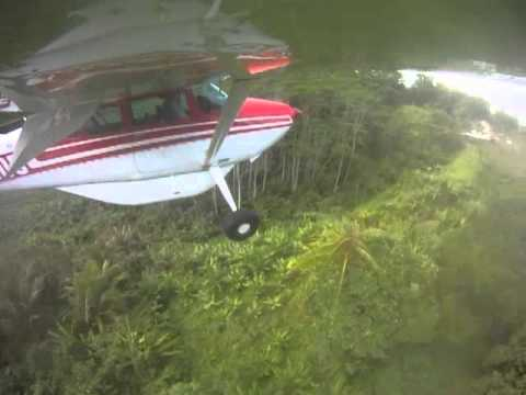 Cessna 185 | Three Tricky Little Airstrips