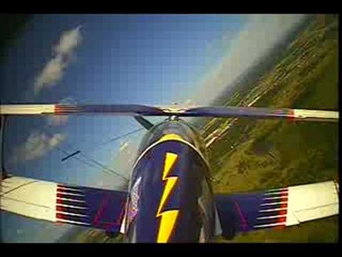 Randy Harris Skybolt 300 Aerobatic video by Datatoys