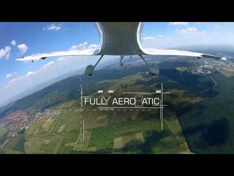 Corvus Official Promo - the first aerobatic UL is born