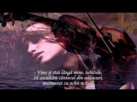 IRINA LUCIA MIHALCA - Să ascultăm cântecul din adâncuri