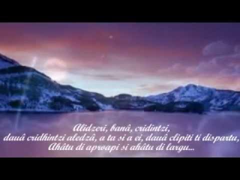 IRINA LUCIA MIHALCA - Tu lacrimă-i împlitită vrearea