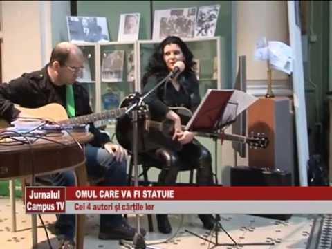 Lansare de carti la Biblioteca Judeteana Vasile Voiculescu pe data de 29 octombrie 2013
