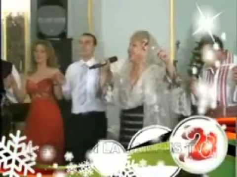 OFELIA FLORICA HARANGUS -  Aseara ti am luat basma   CAMPUS TV   Revelion, 2011