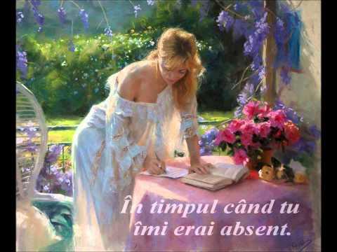 Gând de primăvară... Versuri - Lavinia Elena Niculicea