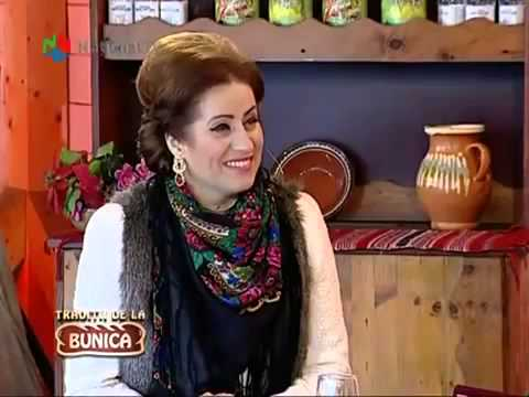OFELIA FLORICA  HARANGUS -Traditii de la bunica -National TV   05 04 2014