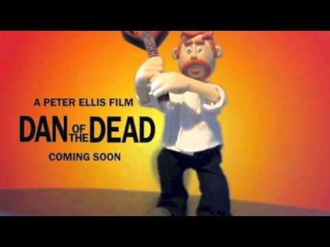 Dan of the Dead Animation tests