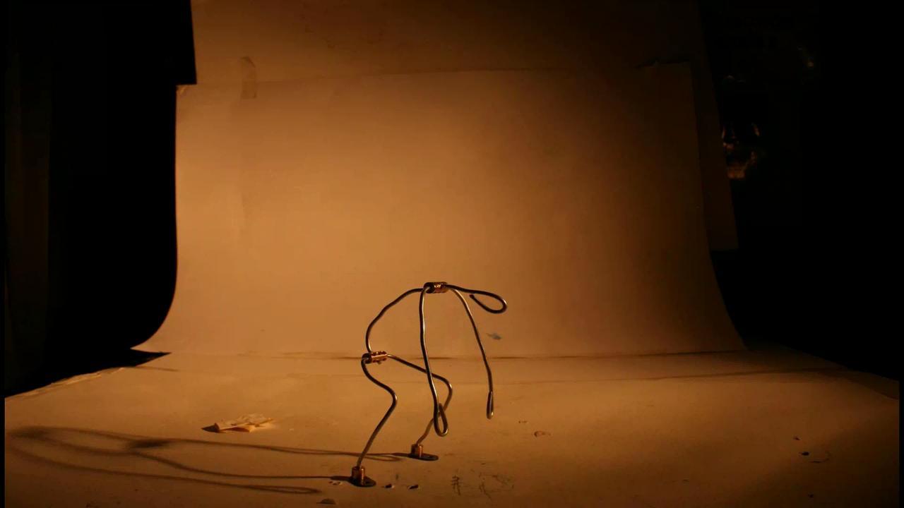 Daniel James Animation Showreel 2012